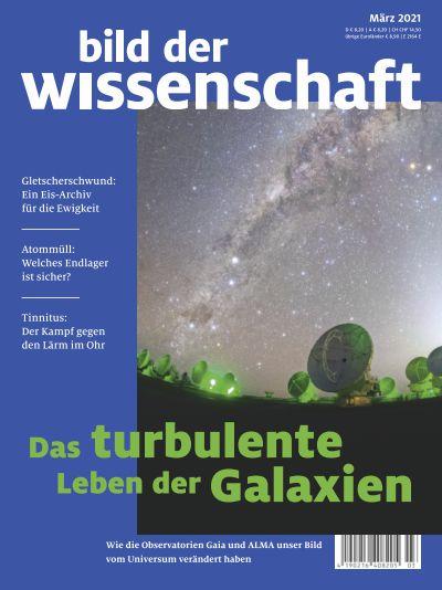 Titelbild bild der wissenschaft 3
